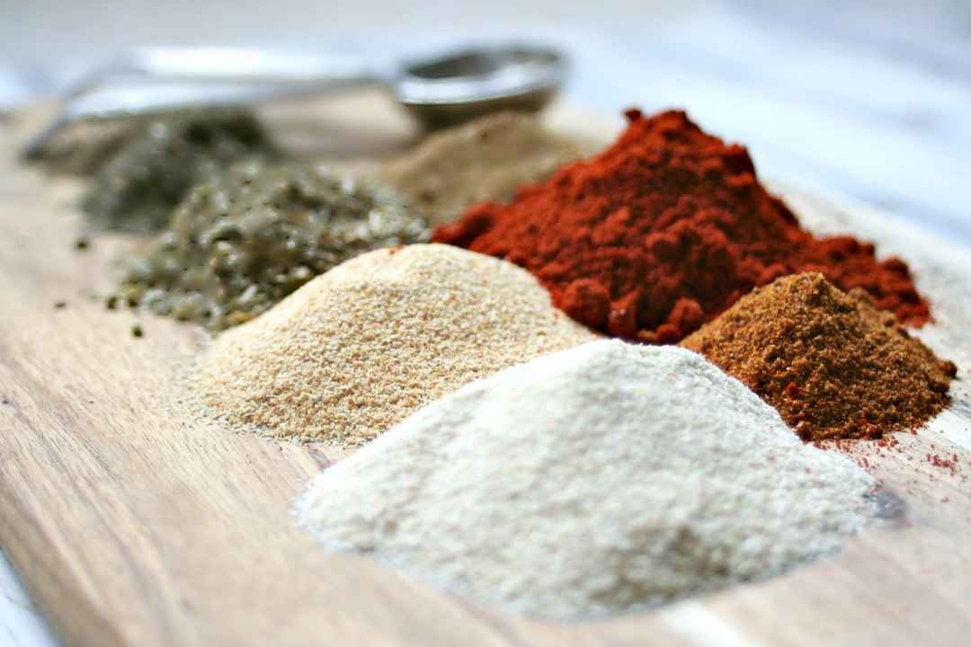 Homemade Cajun Seasoning 4
