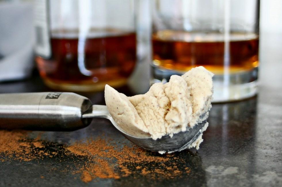 Cinnamon Bourbon Ice Cream 3