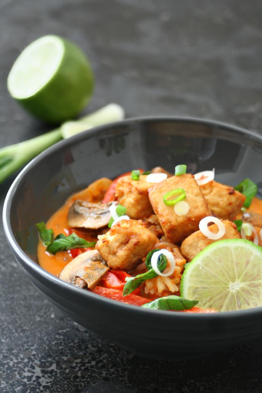 amazing simple thai tofu