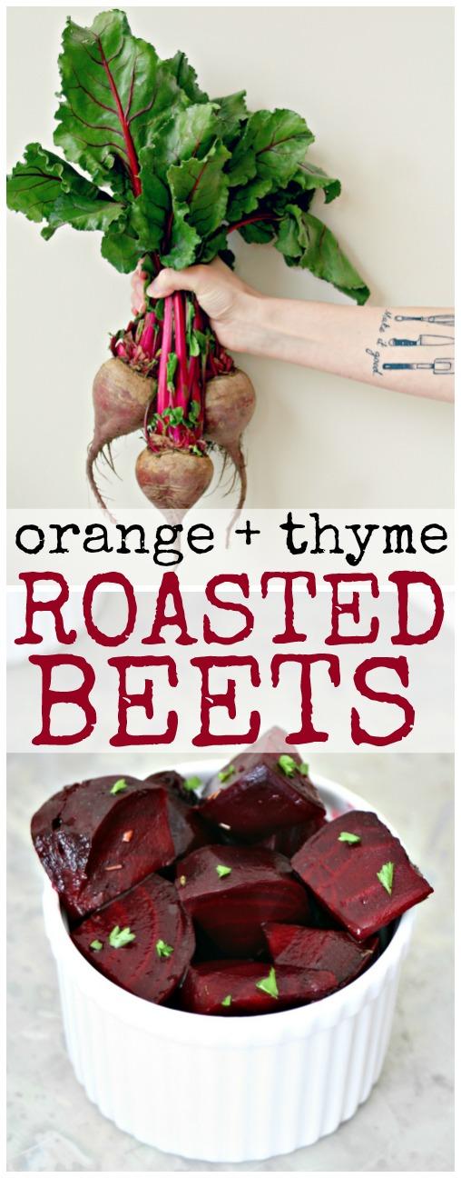 Roasted Beets Pinterest