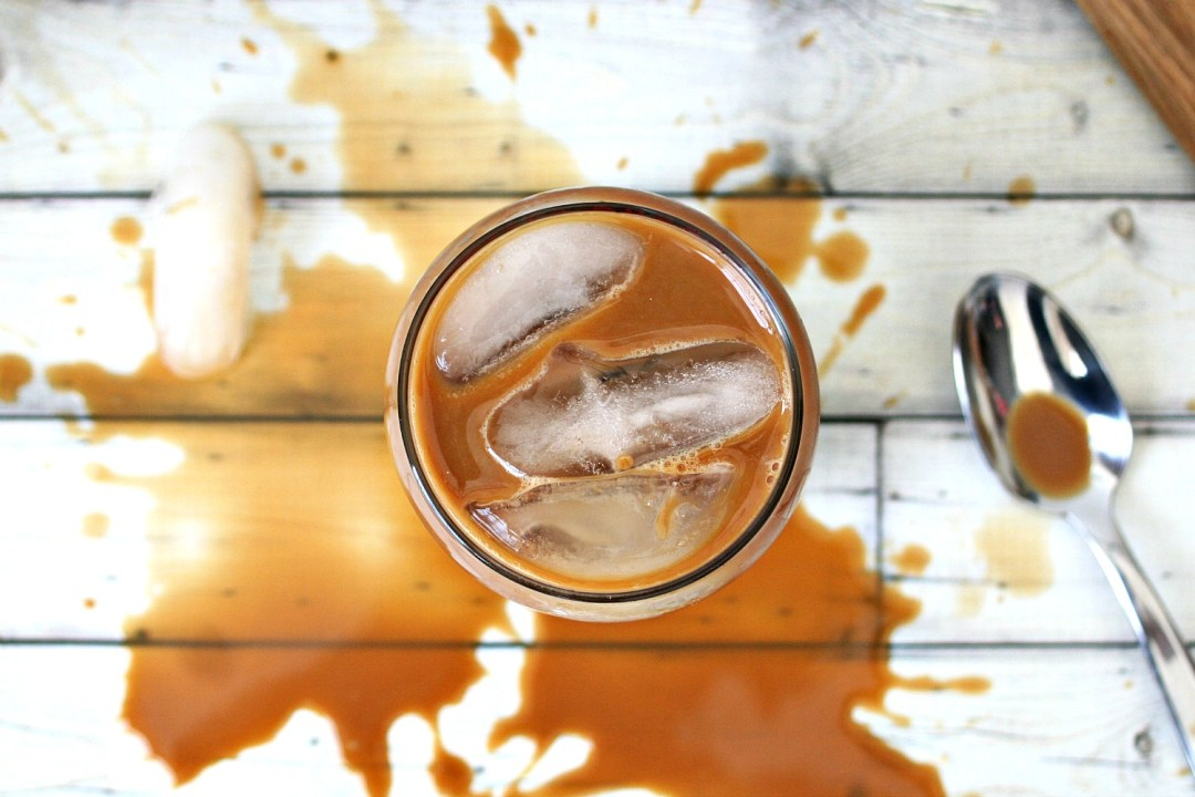 Cold Brew Kitchen with ice