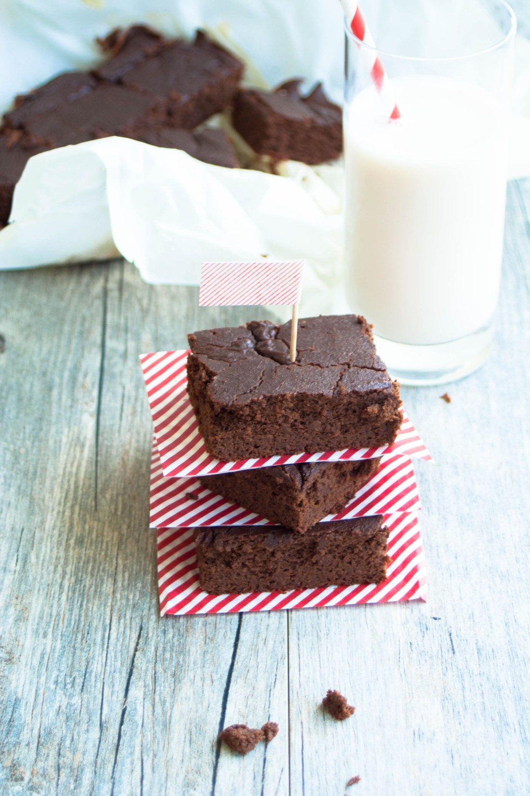 Chickpea Brownies 2