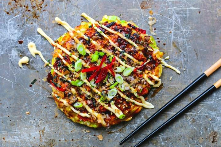 Okonomiyaki | Killing Thyme