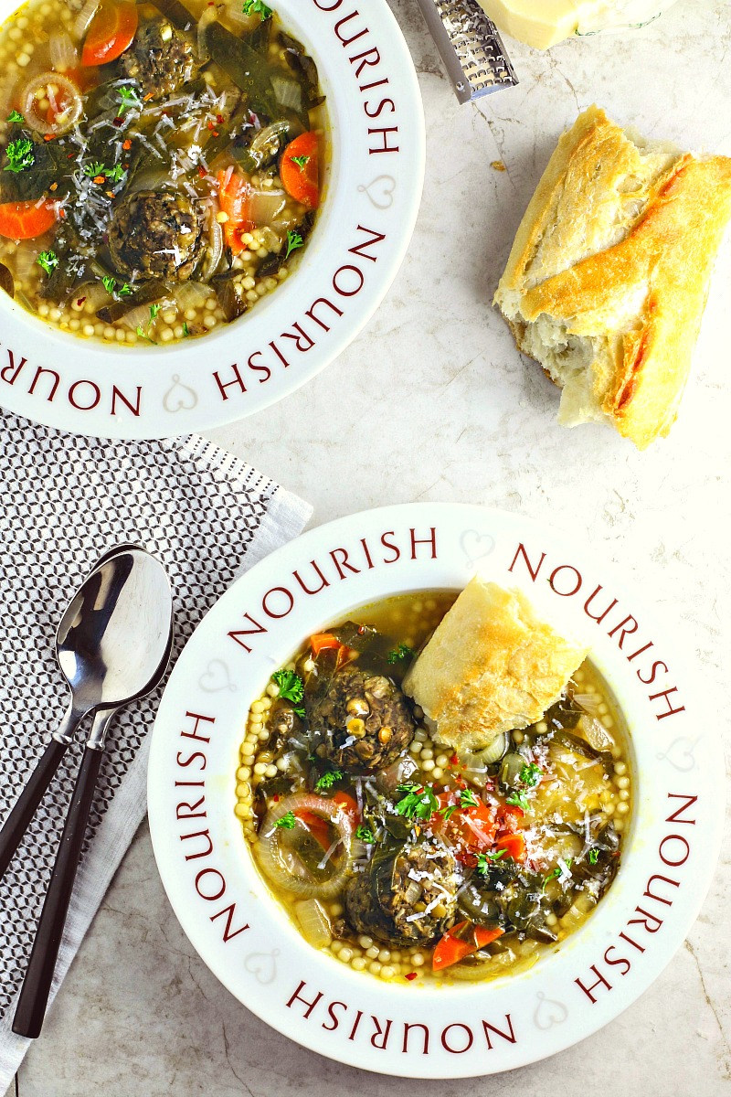 Italian wedding soup killing thyme vegetarian italian wedding soup killing thyme forumfinder Image collections