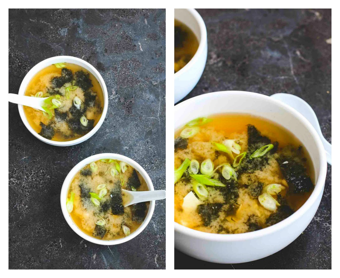 Easy 15-Minute Miso Soup | Killing Thyme