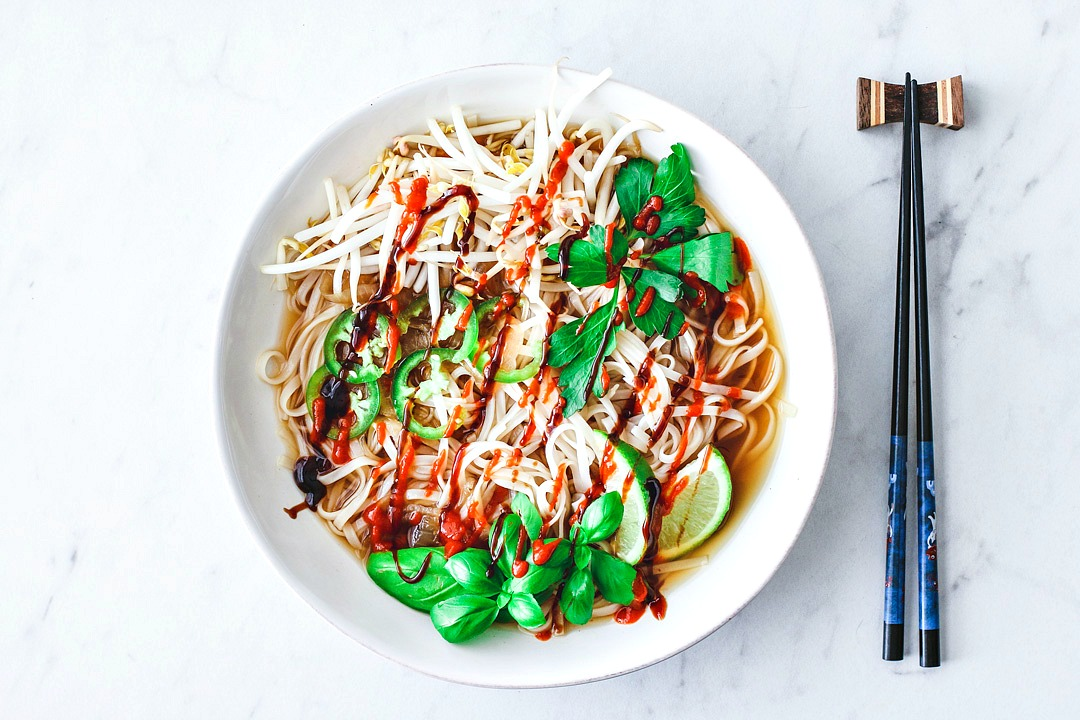 Quick and easy vegetarian pho killing thyme forumfinder Images