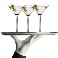 Thirsty Thursday: The Tin House Martini