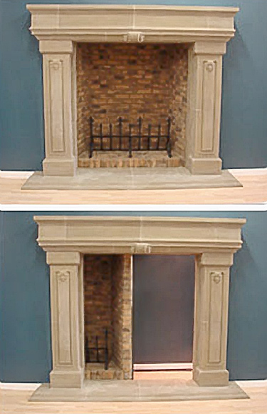 HP-Fireplace