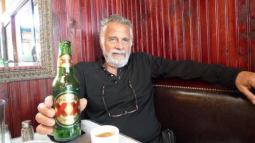 Dos equis XX The Most Interesting Man in the World
