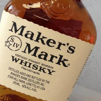 Maker's Mark Ultimate Collector's Item Bottle