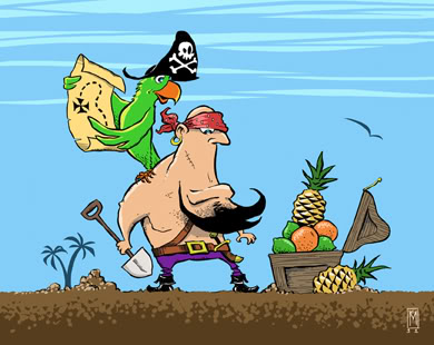 Pirates Punch by Doctor Bamboo
