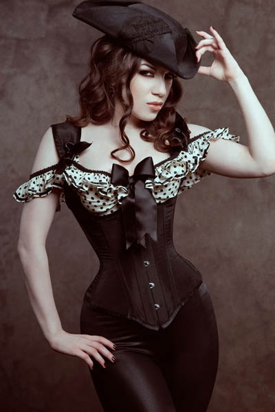 Steampunk Pirate Corset