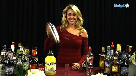 """JaNee Nisonger, """"LA's Hottest Bartender"""""""