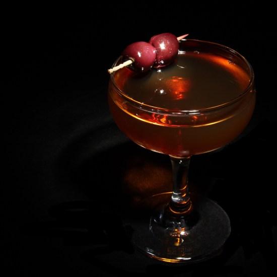 The Gospel of Whiskey: The Manhattan