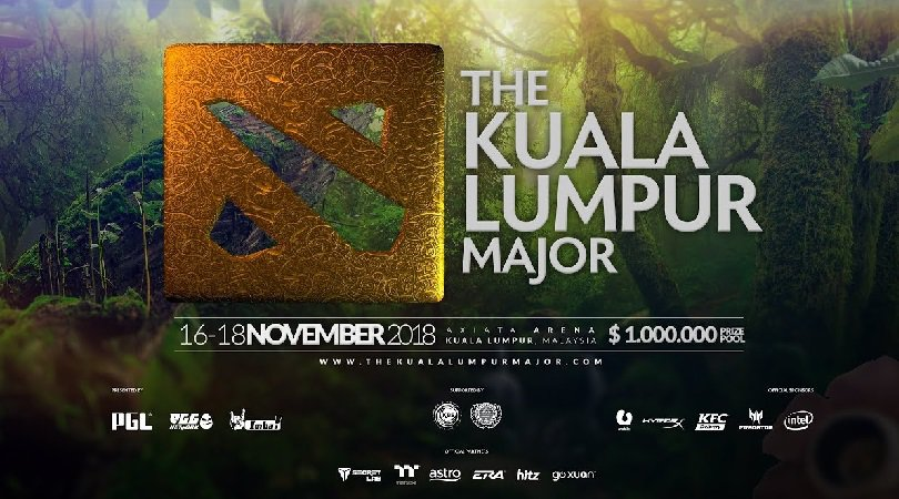 Dota 2 Kuala Lumpur Major Groups Balanced Or Not Kill Ping