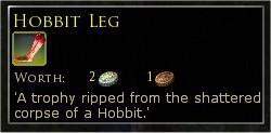 Hobbit Leg