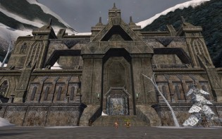 Outside Thorin's Hall
