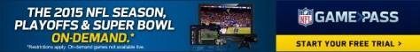 Watch NFL Games Online