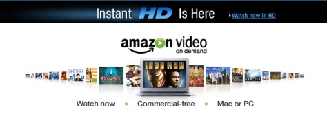 Amazon Video on Demand