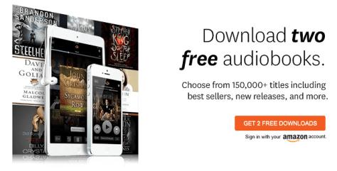 Free-Audible-Audiobooks