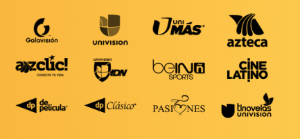Sling Latino Channels