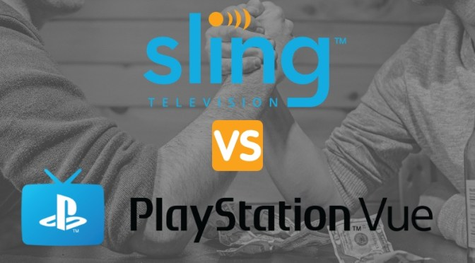 Sling TV vs PlayStation Vue: Channels, Price, and More