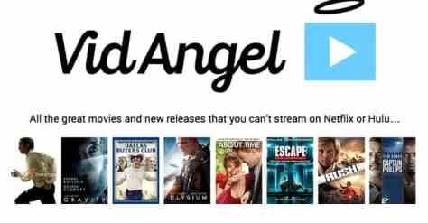 What is VidAngel