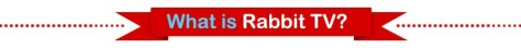 what-is-rabbit-tv