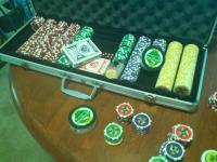Poker Game Setup