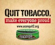 Quit Tobacco Make Everyone Proud