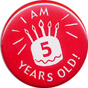 5 Years Old