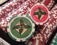 Mint Snuff Poker Chips 2