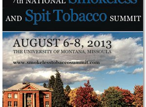 Photo of Save The Date – The National Smokeless & Spit Tobacco Summit