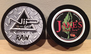 Photo of Nip RAW and Jake's Mint Chew Cranberry Come To Market