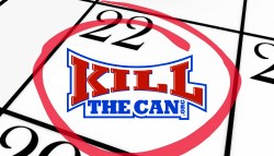 KillTheCan Today