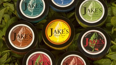 Photo of Jake's Mint Chew Amps Up Flavors & Addresses Pouches