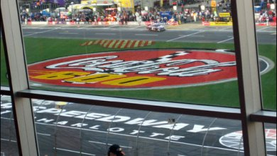 Photo of Coca-Cola 600 – Quitters Go NASCAR