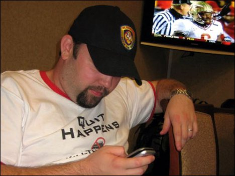 Always Texting