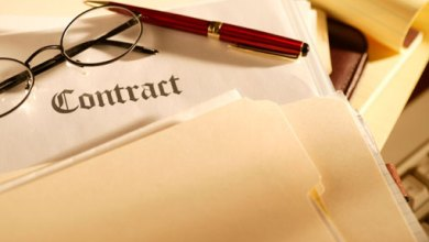 Photo of Contract To Give Up