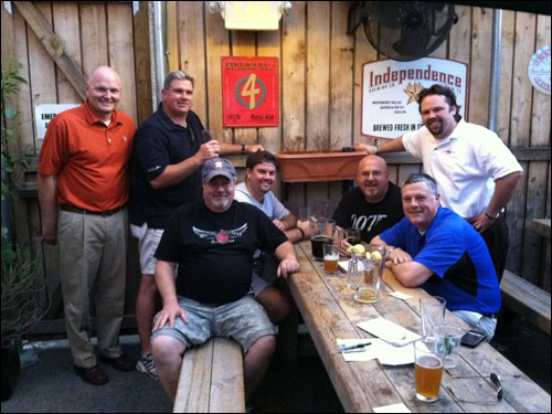 2011 Smokeless Summit - roadtrip, rebeldog, longhorn77, kdip, Ricko, klark & chewie