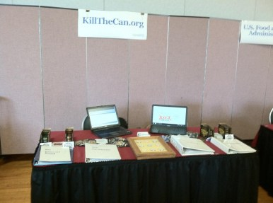 KTC Booth At The Summit