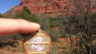 Lazytrader At Red Rock In Sedona, Arizona