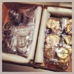 New HOF Coins Arrive