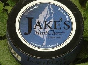 Photo of Jake's Mint Chew Ingredients