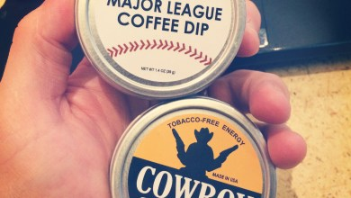 Major League Coffe Dip & Cowboy Coffee Che