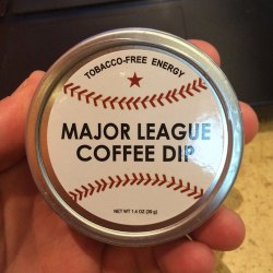 Major League Coffee Dip
