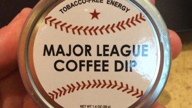 Photo of Major League Coffee Dip Ingredients
