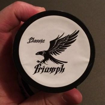 Classic Triumph Chew