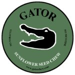 Gator Sunflower Seed Chew