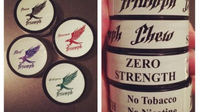 Photo of Triumph Chew Review – Tobacco Free Herbal Chew